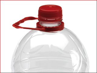 Envases de plástico industriales