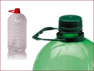 Distribución de envases de plástico para la industria